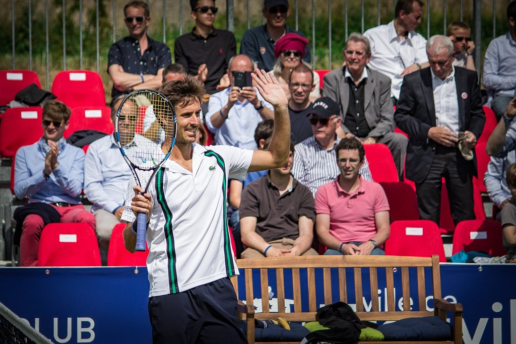 Finale du tournoi du Lawn Tennis Club de Deauville 2016
